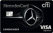 บัตรเครดิตซิตี้ เมอร์เซเดส