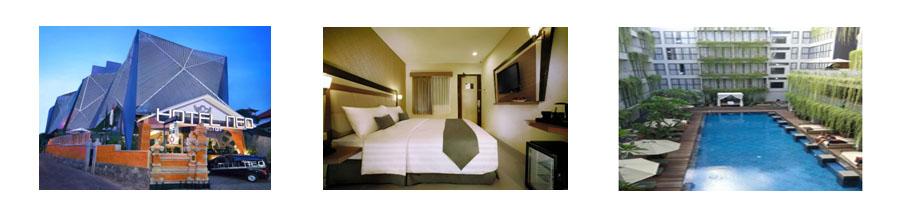 ท่องเที่ยวบาหลี โรงเเรม Neo Kuta Jelantik by Aston